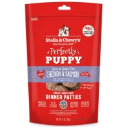 Stella & Chewy's Perfectly Puppy Chicken & Salmon Freeze Dried Dinner Patties Dog Food