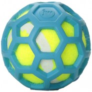 JW Pet Pro-TEN Hol-ee Roller Dog Toy, Mini