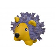 Hugglehounds Ruff-Tex Violet the Hedgehog Dog Toy