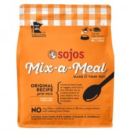 Sojos Mix-A-Meal Original Recipe Pre-Mix Freeze-Dried Dog Food