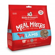 Stella & Chewy's Dandy Lamb Freeze Dried Meal Mixers Dog Food