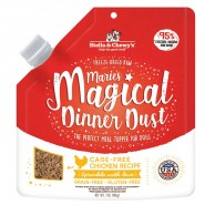 Stella & Chewy's Marie's Magical Dinner Dust Cage-Free Chicken Recipe Freeze-Dried Raw Topper Dog Food, 7 oz