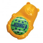 KONG Tennis Pals Dog Toy, Beaver