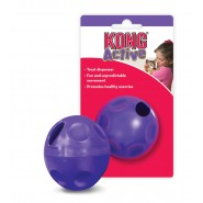 KONG Cat Treat Ball Cat Toy