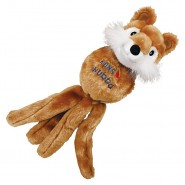 KONG Wubba Friends Dog Toy - Fox